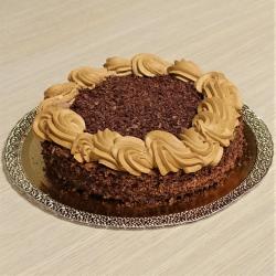 Király krémes torta